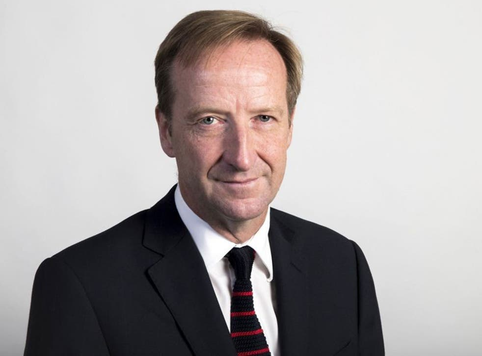 Alex Younger, the new chief of MI6