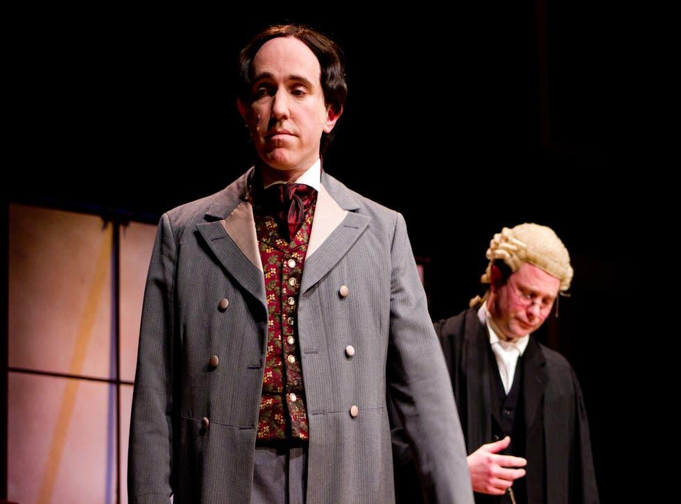 The Trials of Oscar Wilde at Trafalgar Studios, Studio 2 press
