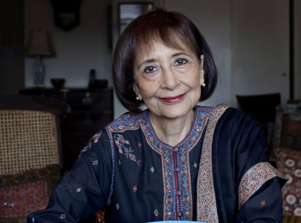Madhur Jaffrey is about to launch Curry Easy Vegetarian