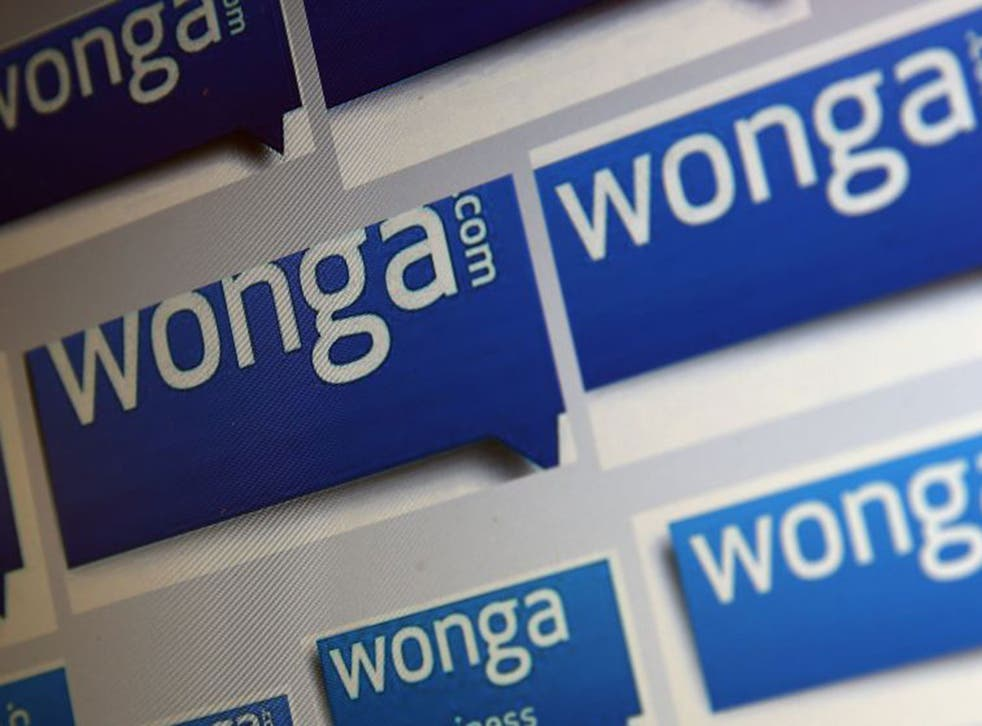 """Payday lenders, like Wonga, have been likened to """"legal loan sharks"""" for preying on the poor and encouraging them to spiral into debt"""