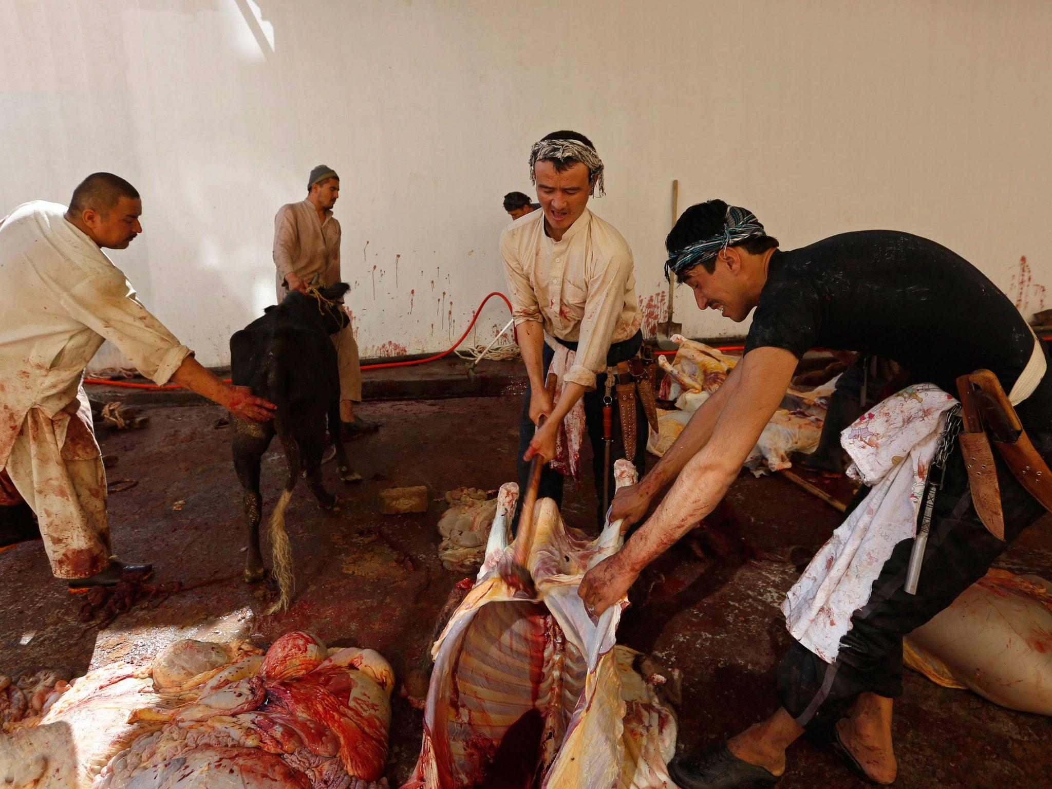 Eid Mubarak 2014 What Is Eid Al Adha And Why Is Sacrifice