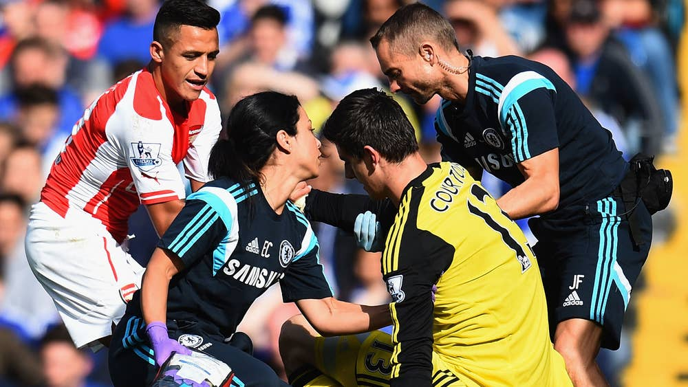 00156ca6a Chelsea vs Arsenal match report  Jose Mourinho s midas touch over ...