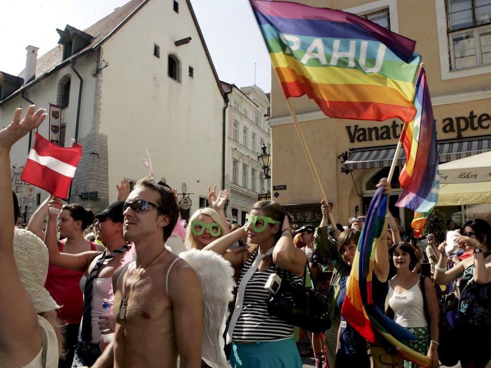 Gay rights estonia