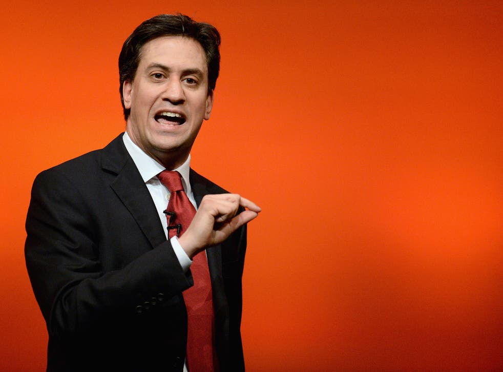 Labour leader Ed Miliband is facing a backlash from senior members of the party