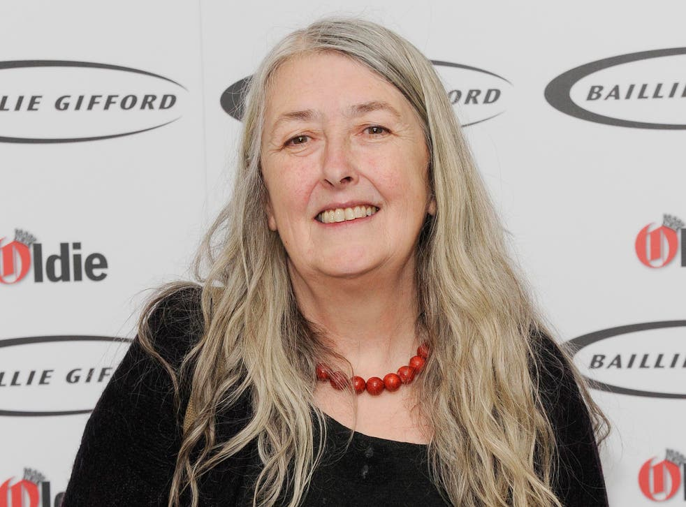 Classicist Mary Beard says reaching old age should be a source of pride