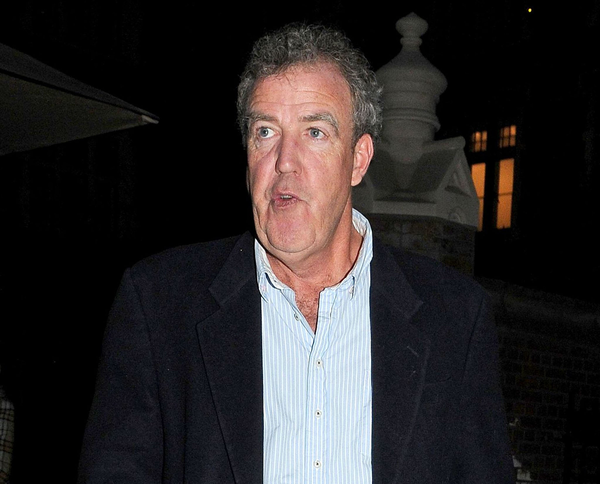 Jeremy Clarkson was invited to work in Moscow 03/26/2015 2
