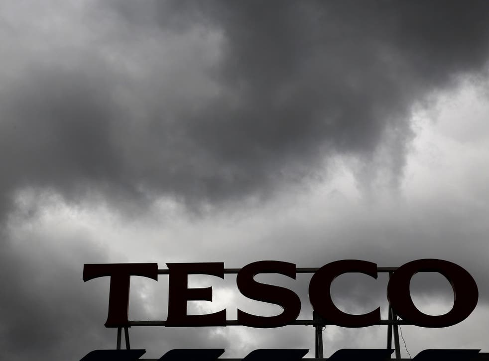 Tesco working to rebuild its reputation
