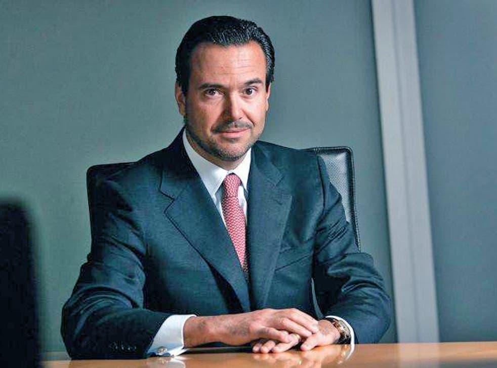Antonio Horta-Osorio, Lloyds CEO