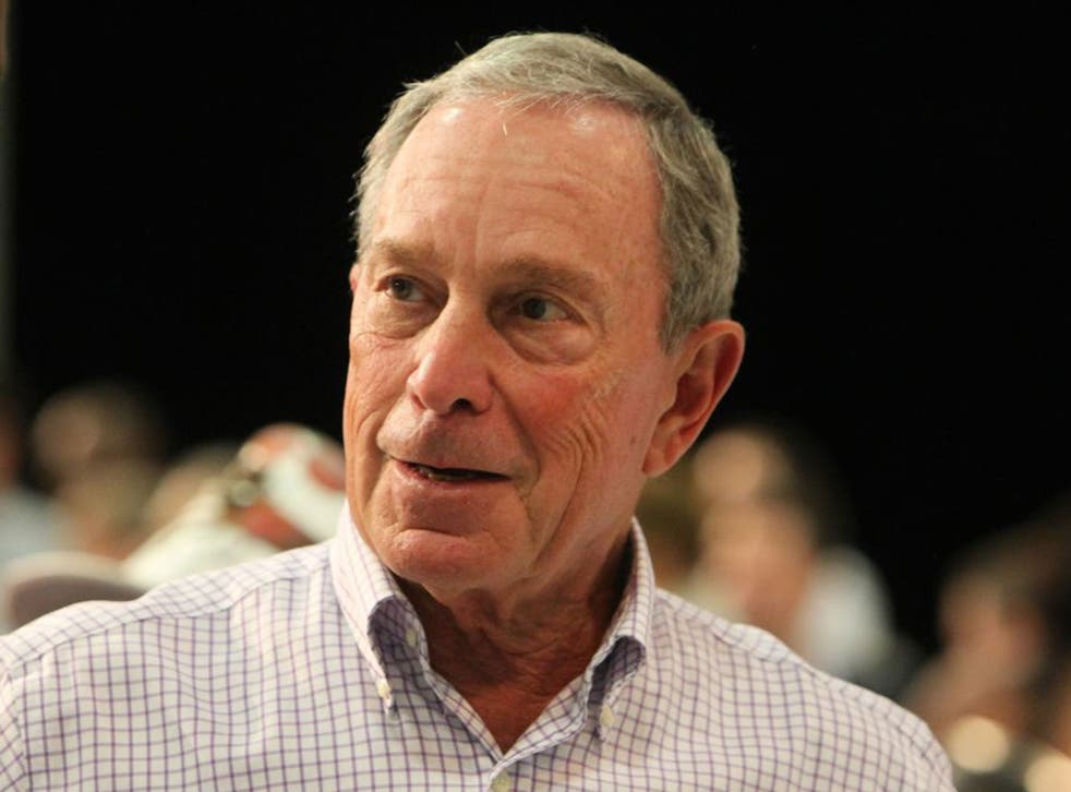 Michael Bloomberg will be able to add 'KBE' to his name
