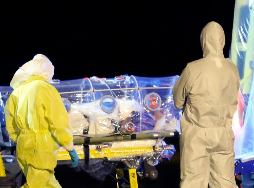 Spanish Ebola patient, Catholic priest Manuel Garcia Viejo, died after being repatriated from Sierra Leone on 22 September 2014