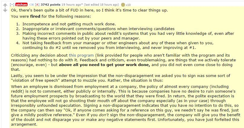 Oh sh*t': Fired Reddit employee does AMA to criticise his