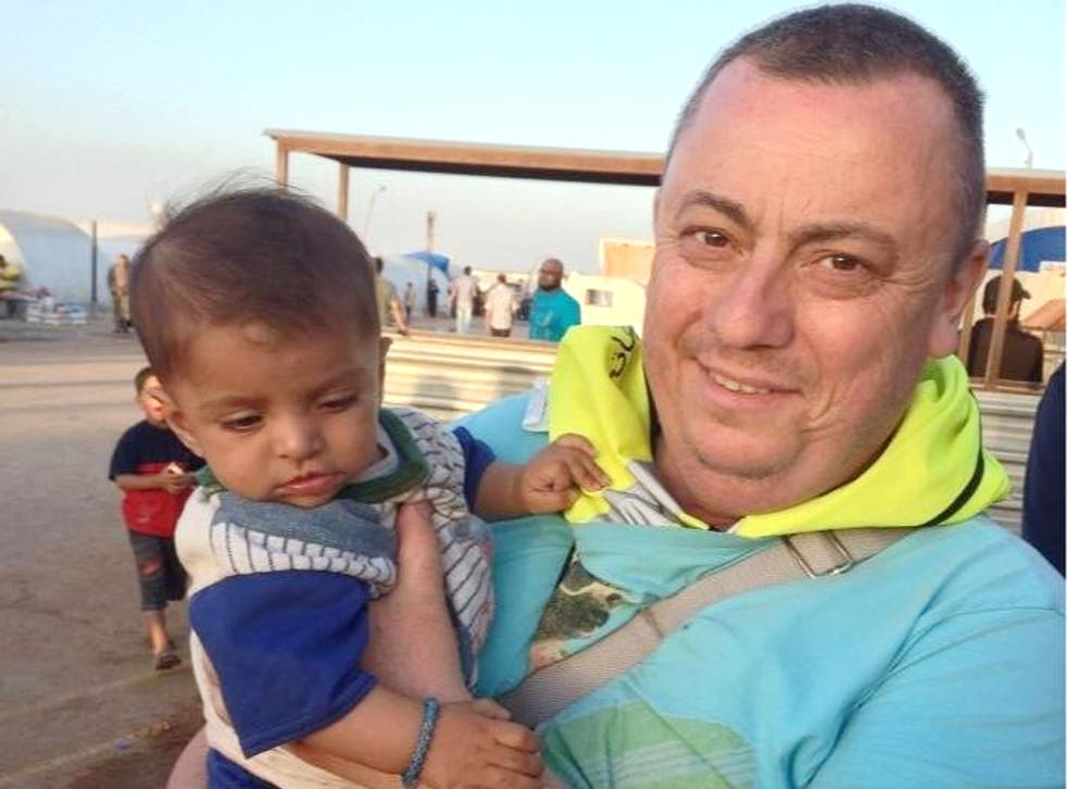 Alan Henning was murdered by Isis in a propaganda video released in October last year