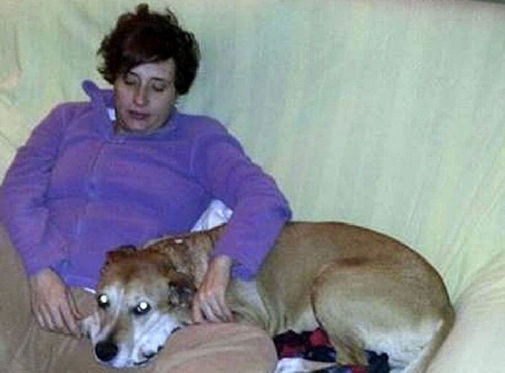 A photograph provided by Animalist Party Against Animal Abuse (PACMA) of Teresa Romero Ramos, the Spanish nurse who became the first person to contract Ebola in Europe
