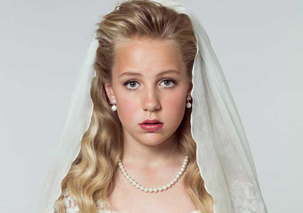 Meet Thea Norways 12 Year Old Child Bride The Independent
