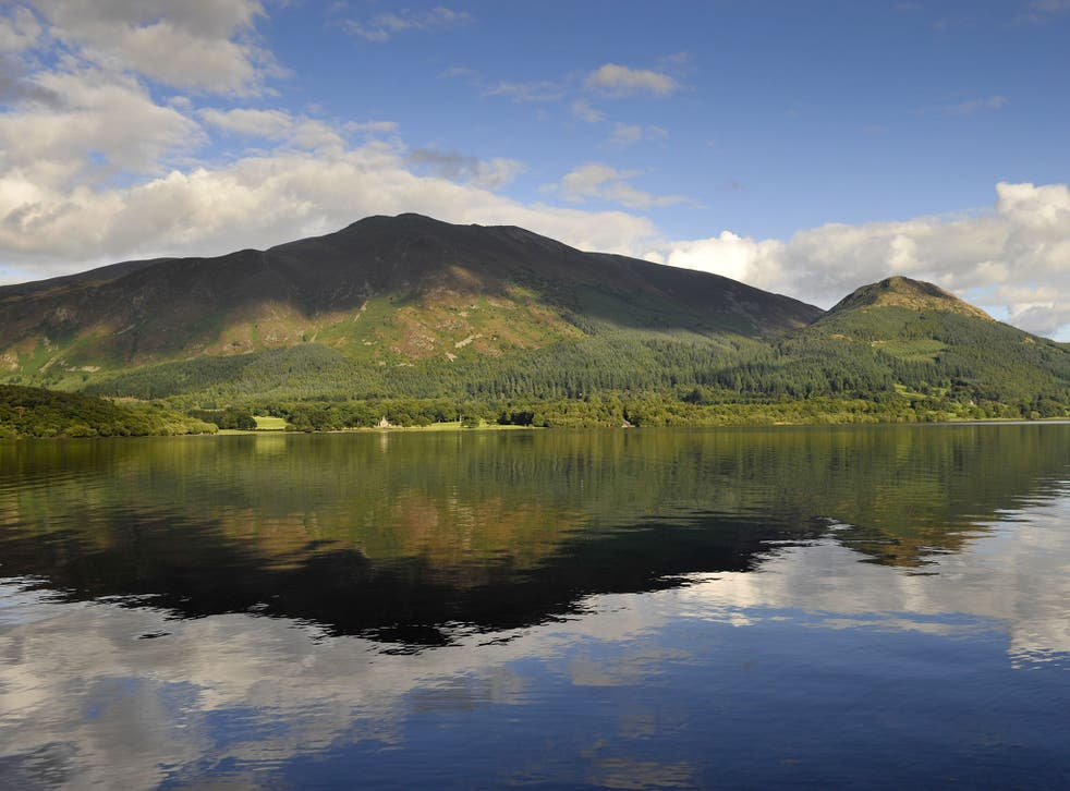 The vendace was rediscovered at Bassenthwaite Lake