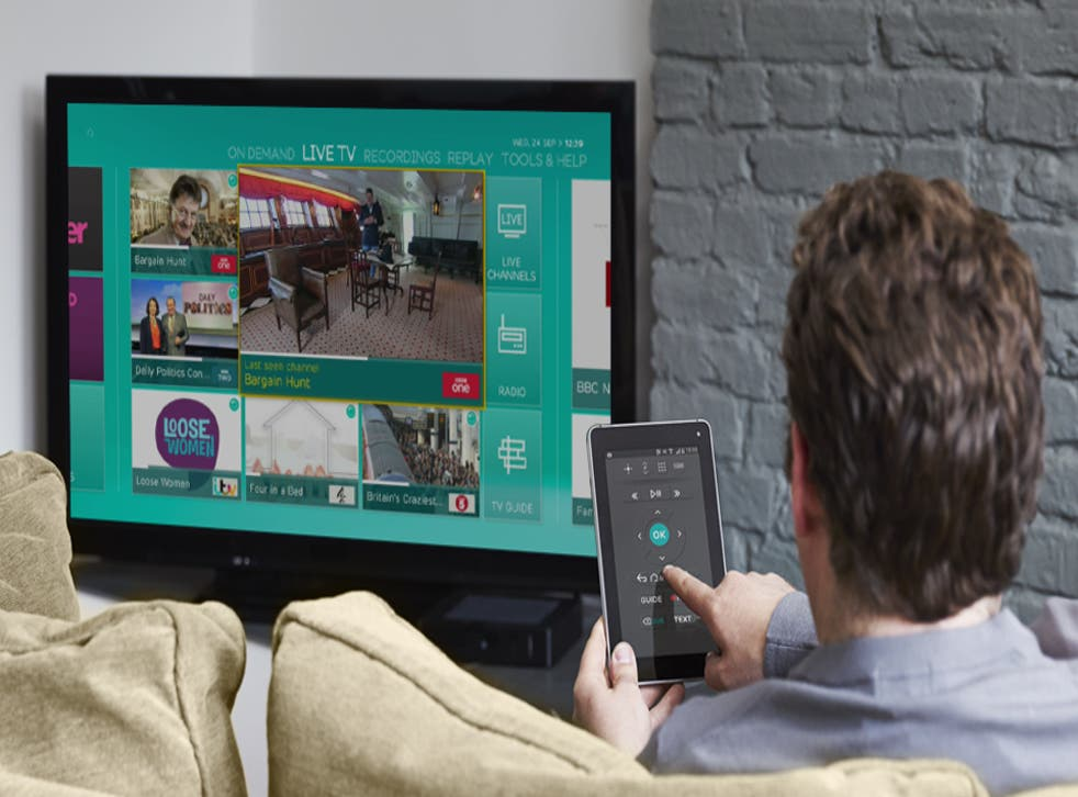 EE has launched its new TV service
