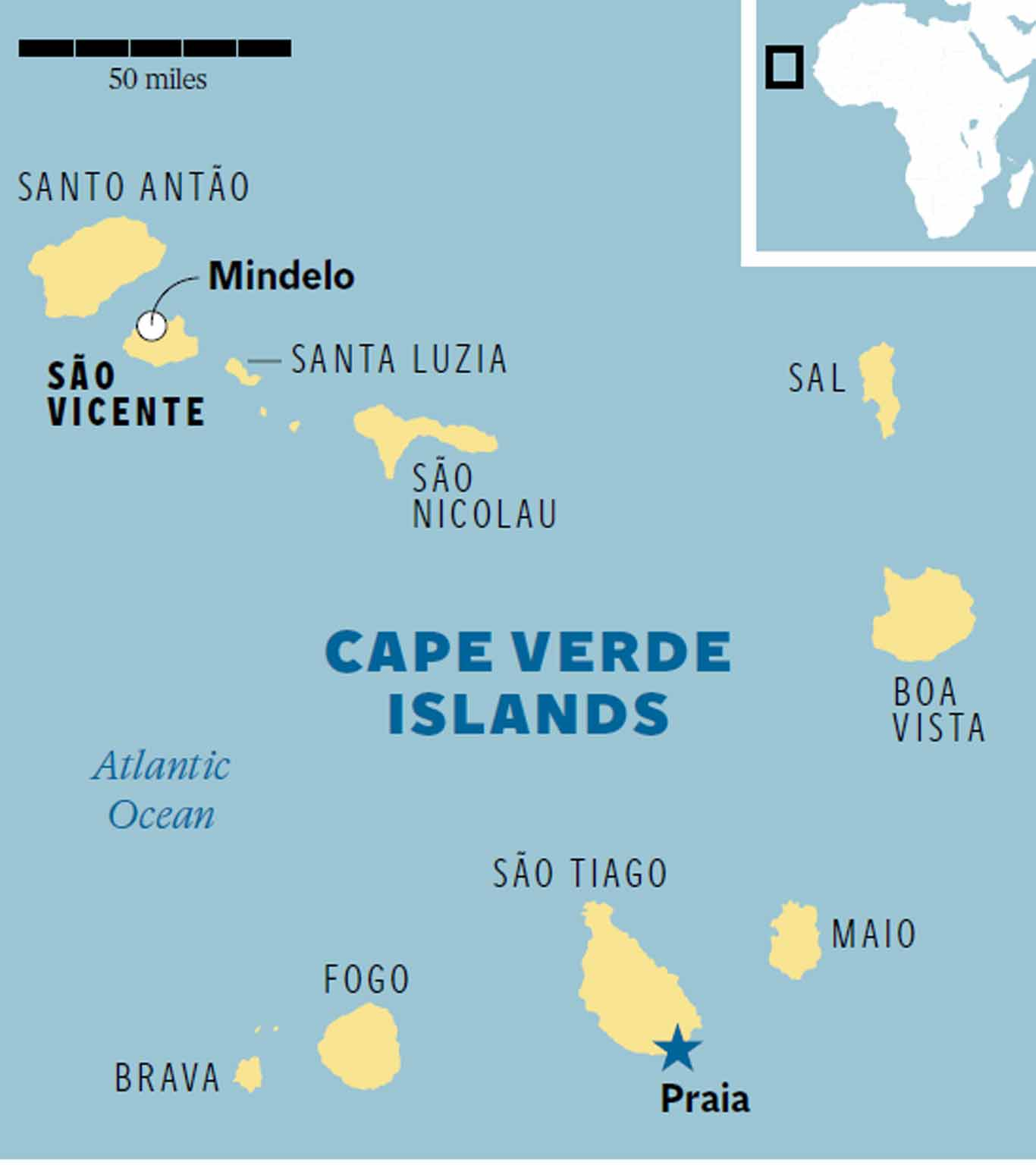 Cape Verde: West Africa\'s last outpost | The Independent