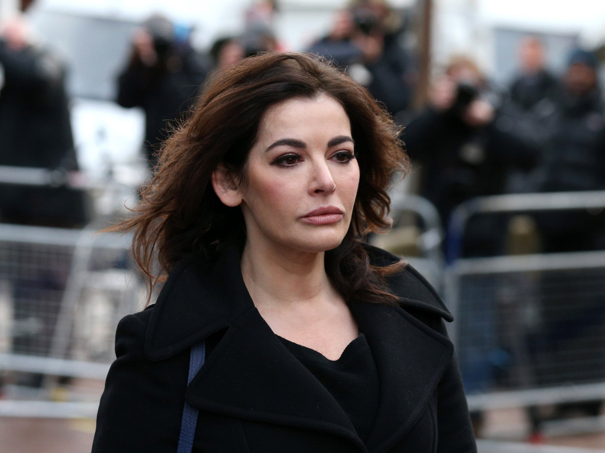 Watch Nigella Lawson Joins Debate About ControversialConservative Party Redundancy Payouts video