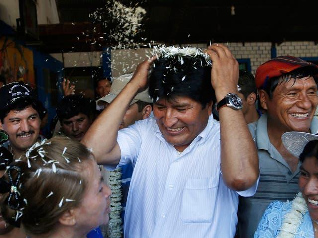 Morales se encuentra refugiado desde 2019 en Argentina, tras dejar la presidencia del país en medio de una crisis política