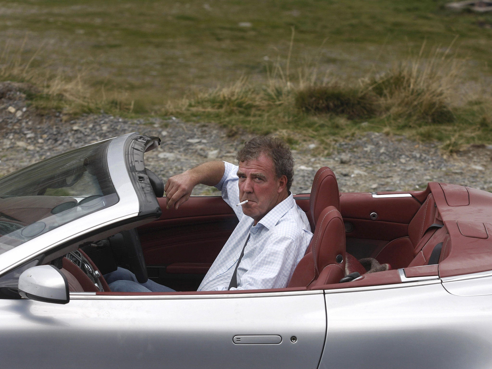 Jeremy clarkson top gear return suspended host set for live event in norway next week the independent