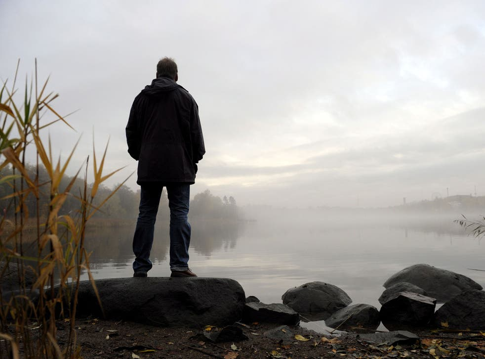 New research suggests that Britain's men are facing a future blighted by rising levels of loneliness and 'social isolation'
