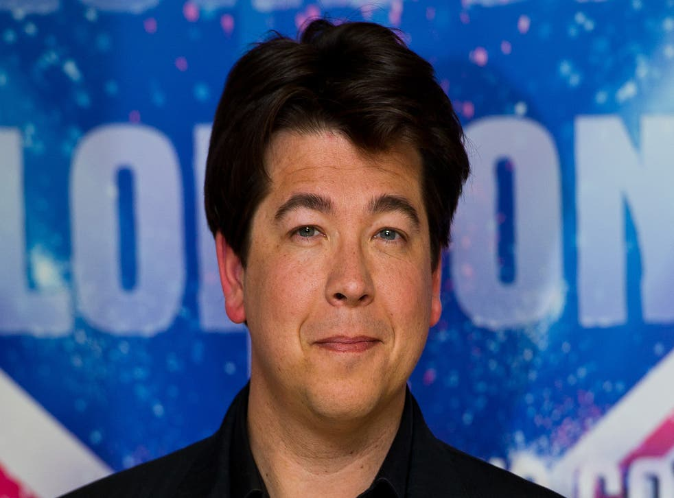 The stepmother of Michael McIntyre has revealed that the comedian's father died of suicide, not a heart attack