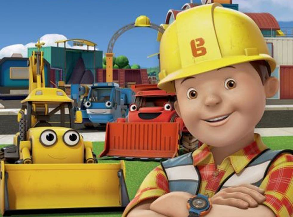 The new-look Bob the Builder