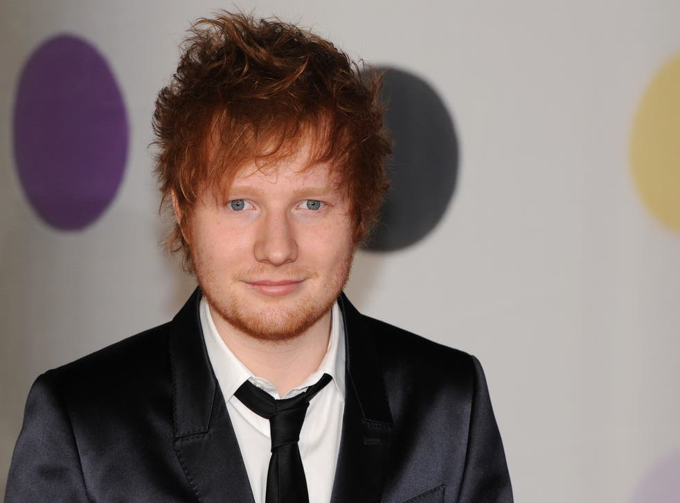 Ed Sheeran has revealed he had previously received death threats