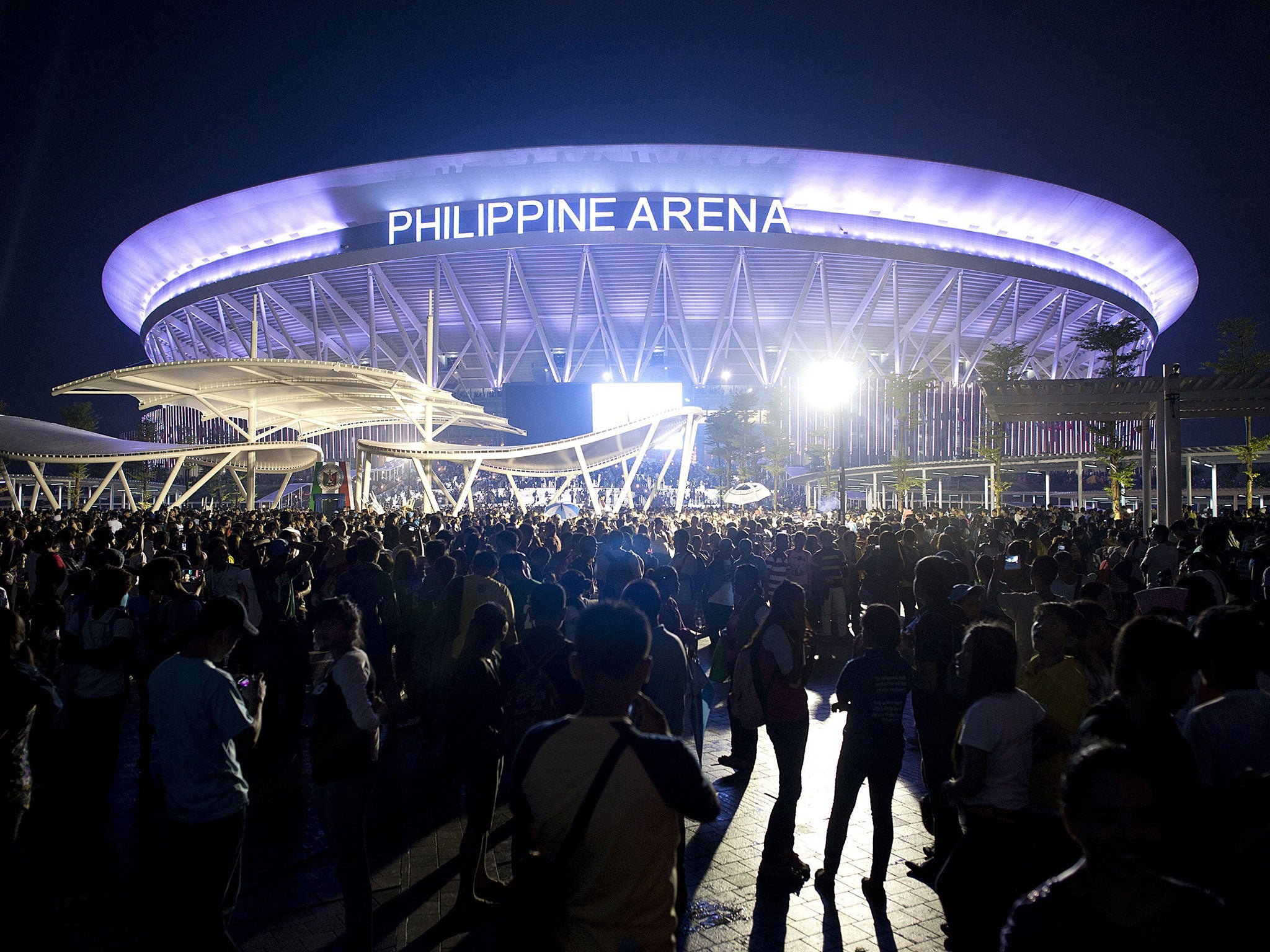 Pba Expect Record Crowd At The Philippine Arena The World