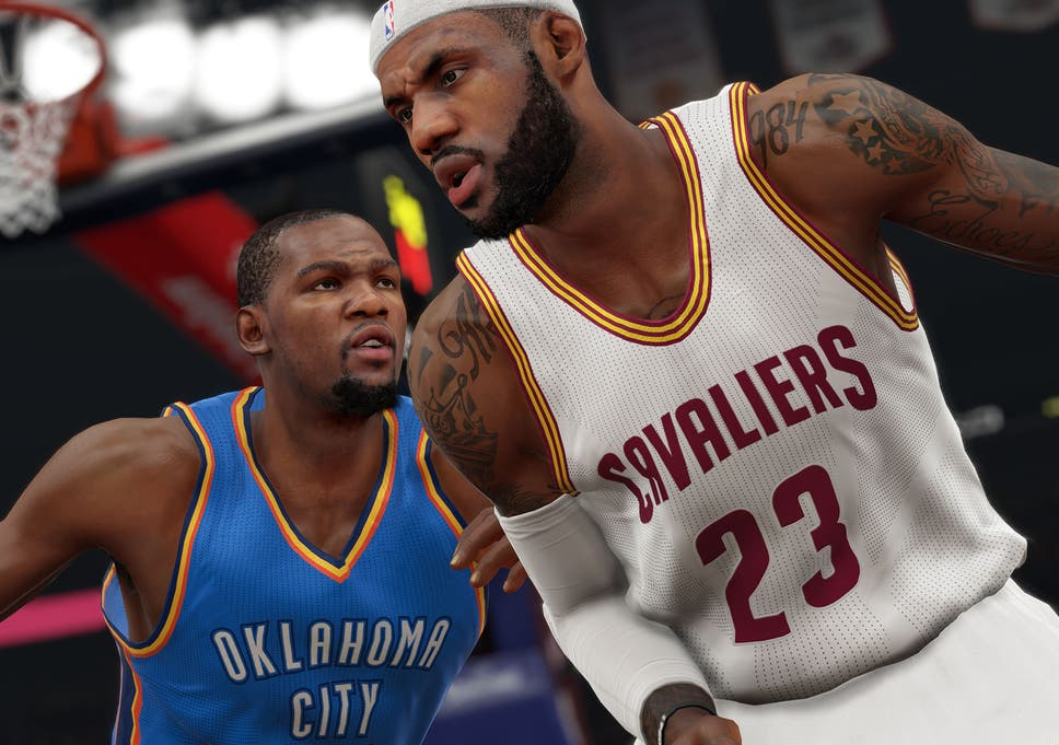 1f2cbe210b77 NBA 2K15 review  Next-gen makes for (almost) perfect basketball sim ...