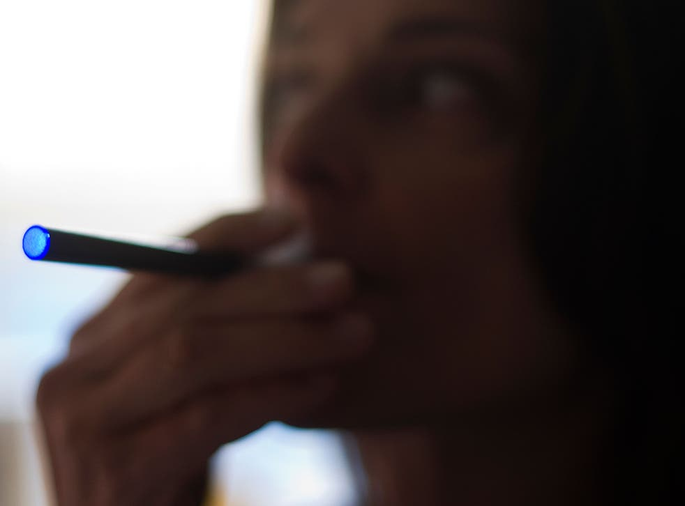 """Philip Morris' proposal envisages an e-cigarette which can connect to the internet, allowing users to """"buy"""" puffing time online"""