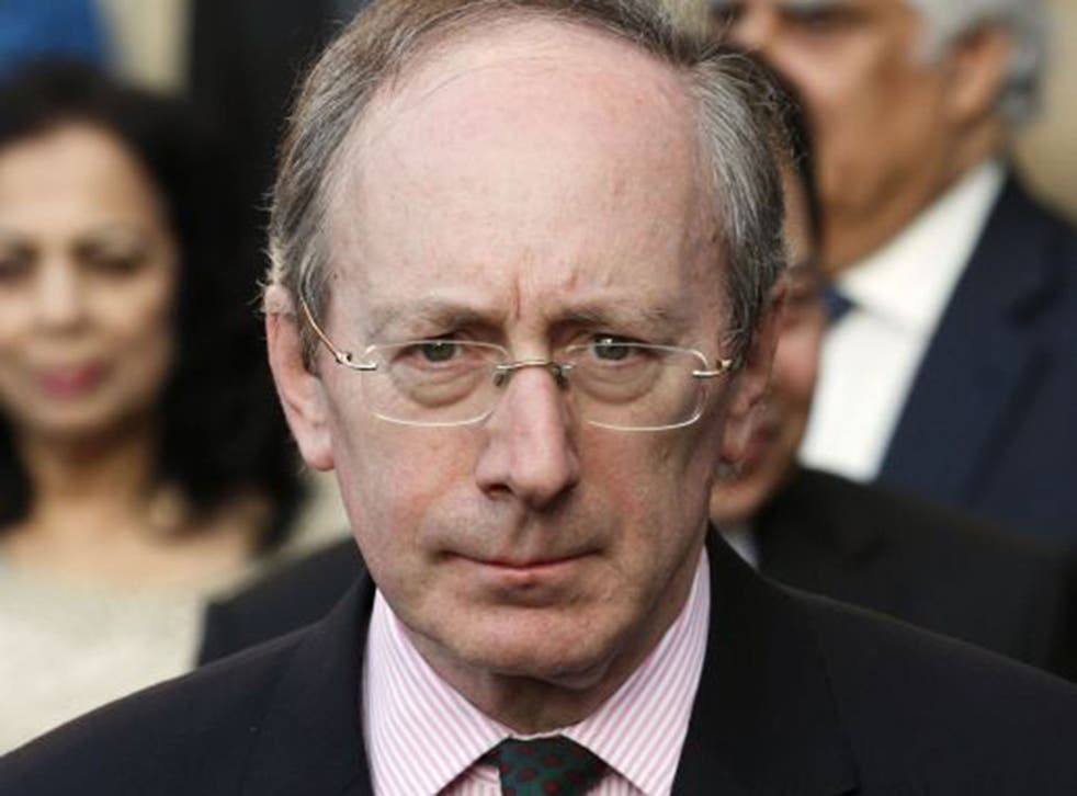 Head of Intelligence and Security Committee Malcolm Rifkind (AFP)