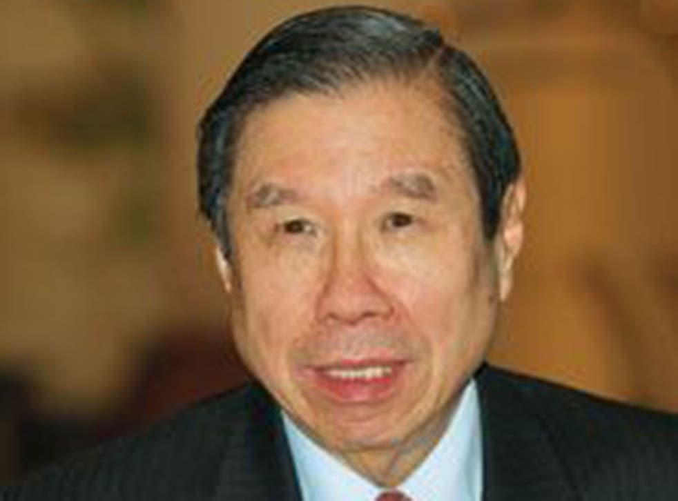 """Khoo Kay Peng, the Chairman of Laura Ashley, told how former beauty queen Pauline Chai, 67, """"loved to shop"""""""
