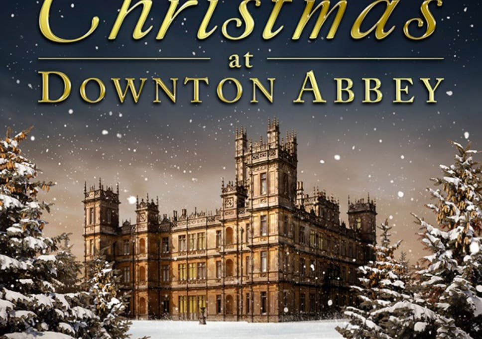 downton at christmas includes classic carols and exclusive recordings - Downton Abbey Christmas Special