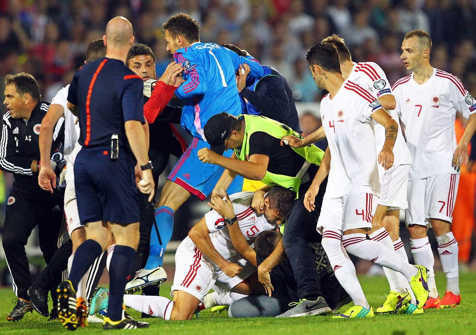 Image result for serbia albania