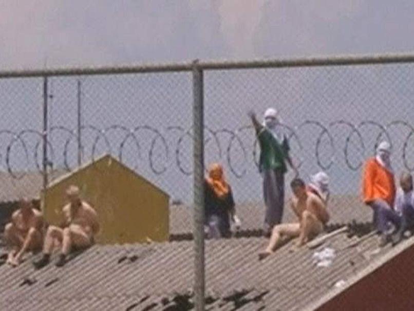 Gay brazil prison guard