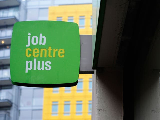 Jobless: 11 per cent of under-25s reported losing work in the last two months