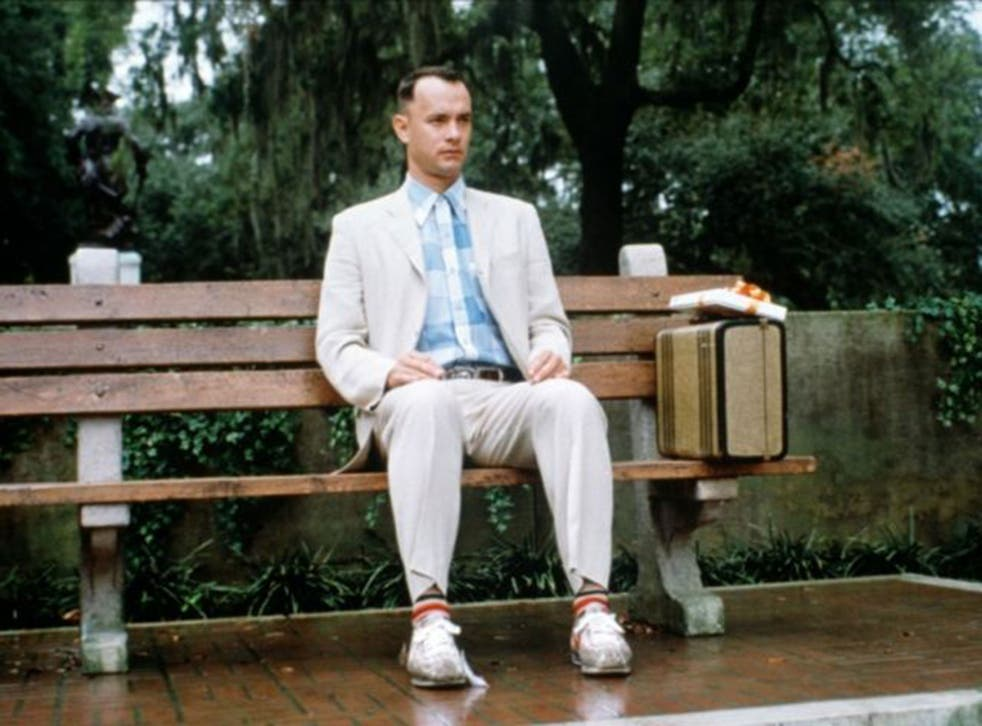 Owen said he finds films boring but Tom Hanks managed to hold his attention in Forrest Gump