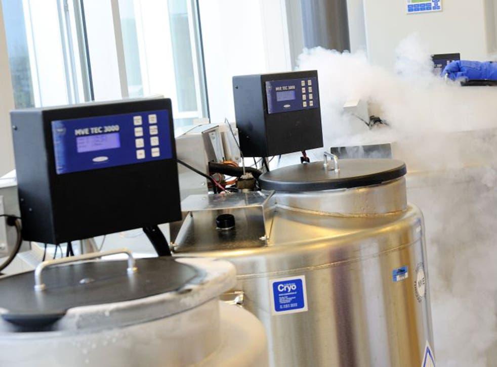 Biology bribe: freezing eggs isn't cheap