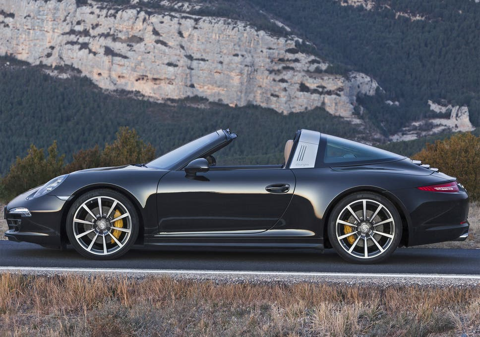 Porsche 911 Targa 4s Motoring Review A Car You Can Crave Without Having A Crisis The Independent