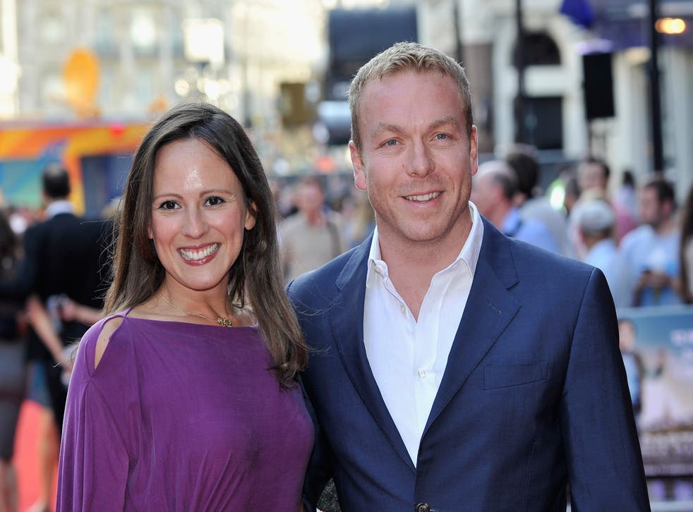 Chris and Sarra Hoy have welcomed their first child, Callum, into the world