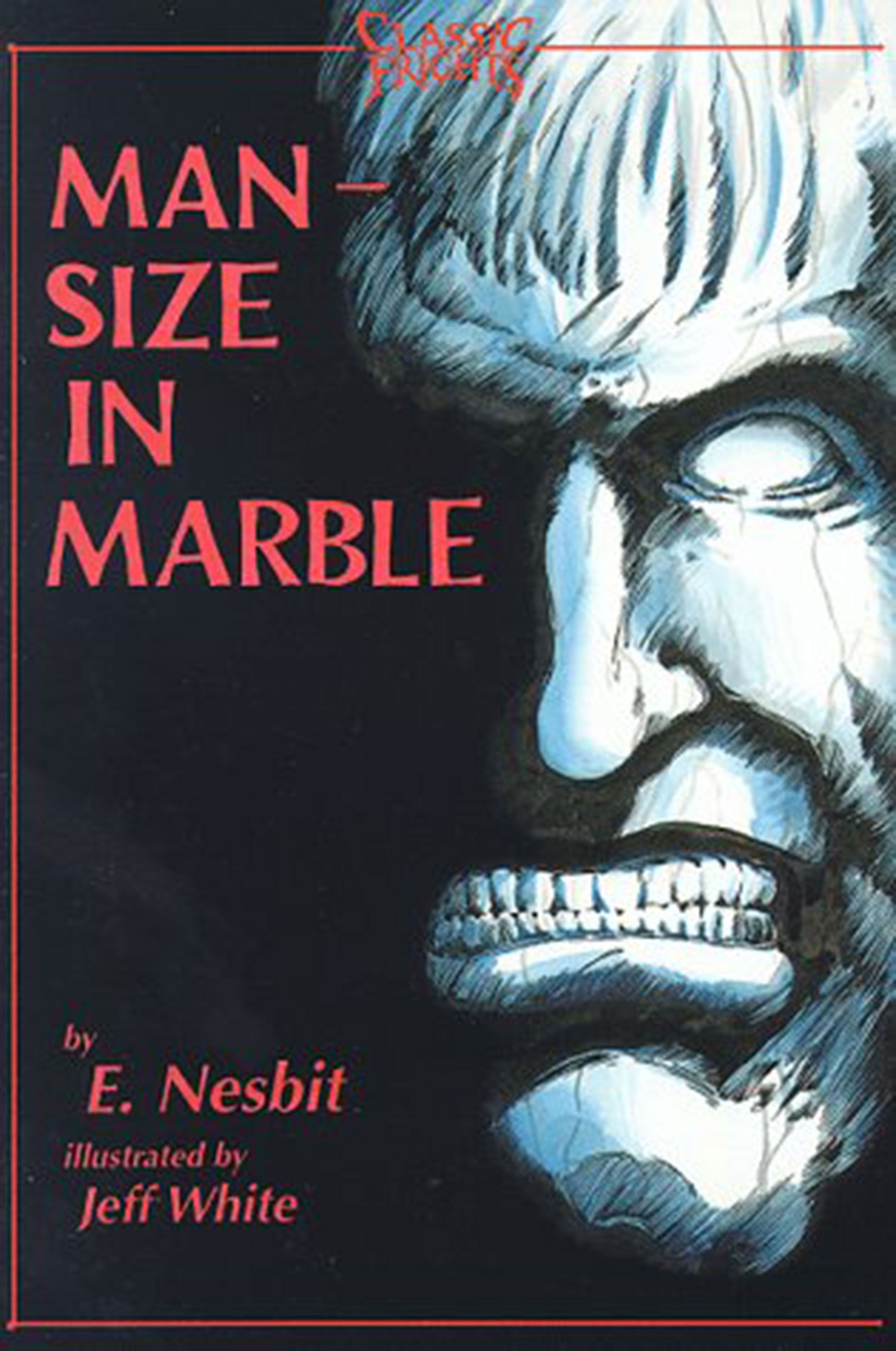 Man-Size In Marble, E Nesbit. The Tell-Tale ...