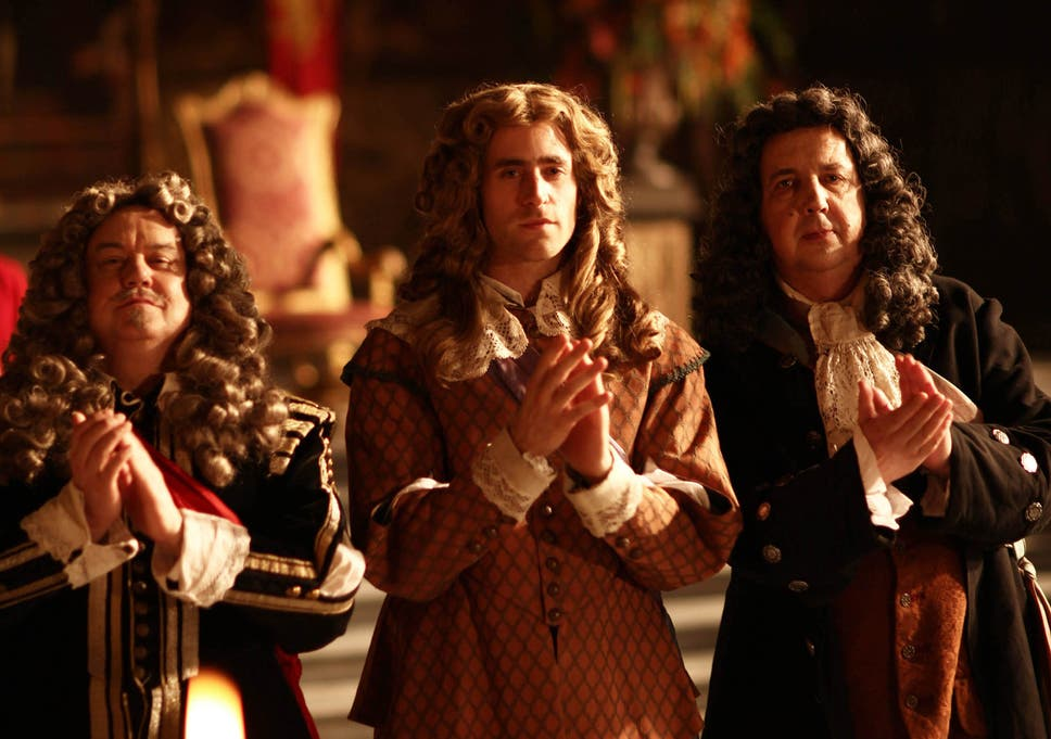 The Great Fire Itv Review All Of London Is Here Even A 17th