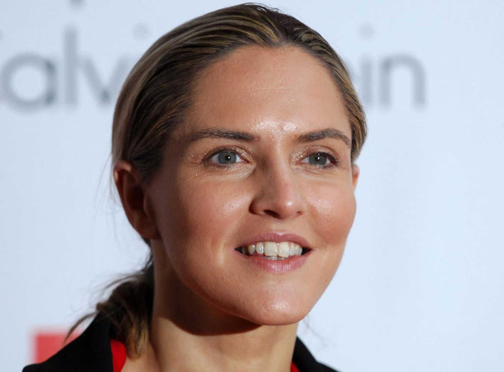 Louise Mensch has courted Twitter controversy yet again