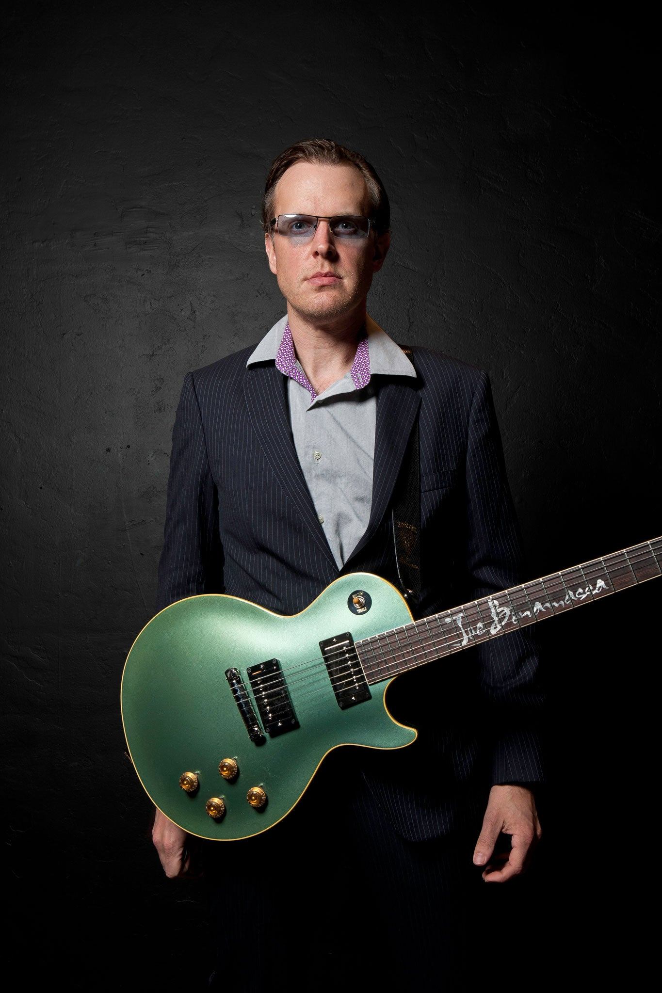 Joe Bonamassa: The Grammy-nominated blues guitarist on anger, Anglophilia, and his 300 axes