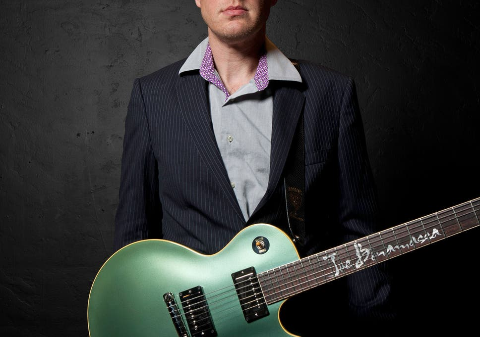 Joe Bonamassa: The Grammy-nominated blues guitarist on anger ...