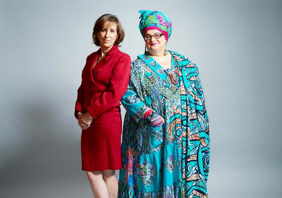90b0fae2c4ad Kirsty Wark and Camila Batmanghelidjh been invited to take part in Women  Fashion Power, a