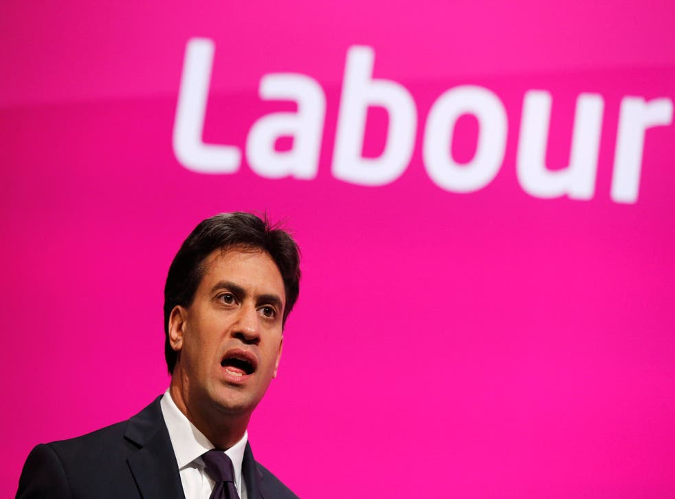 Ed Miliband has unveiled Labour's plan to introduce a one-week cancer test, funded by a tax on tobacco firms