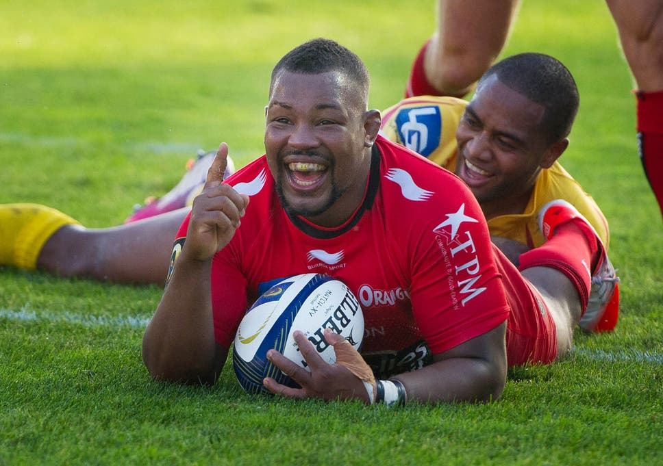 b6e76589c22 European Champions Cup Toulon vs Scarlets : Steffon Armitage puts England  dreams on hold with match-winning display
