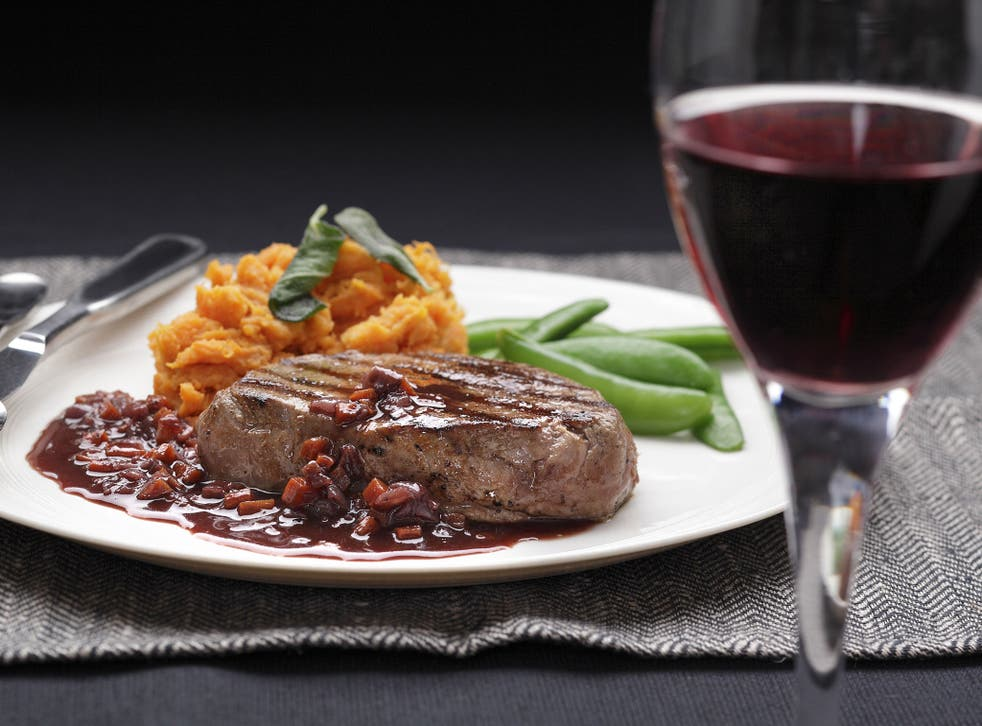 An excuse to tuck in: Alcohol and meat could aid male fertility